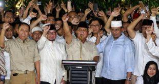 Keyakinan Menang Prabowo, dari Exit Poll, Quick Count hingga Real Count   merdeka.com – merdeka.com