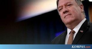 Menlu AS: Saya Masih Pimpin Tim Negosiasi dengan Korea Utara – KOMPAS.com