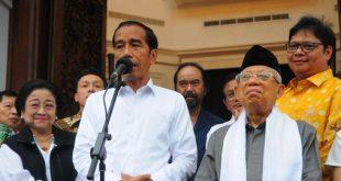 Petinggi Parpol Desak Jokowi Deklarasi Kemenangan di Rapat Plataran Menteng   merdeka.com – merdeka.com
