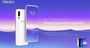 Resmi Diluncurkan, Meizu 16s Bawa Spesifikasi Menggiurkan – Tabloid PULSA