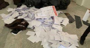 Surat Suara Tercoblos di Malaysia, Ini Kata KPU – Tagar News