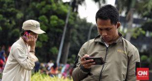 Kominfo Sebut 6 Medsos yang Terkena Pembatasan – CNN Indonesia