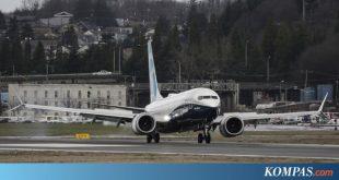 CEO Boeing soal Masalah 737 MAX: Kami Jelas Sudah Gagal – KOMPAS.com