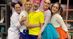 Beda Sikap Luna Maya dan Ruben Onsu Soal Pesbukers ANTV Diminta Setop Tayang oleh MUI – Banjarmasin Post