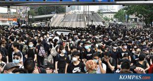 China Dukung Hong Kong Tunda Amandemen UU Ekstradisi – Kompas.com – KOMPAS.com