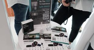 Lyfe Watch, Smartwatch Pertama yang Bisa Bayar MRT dan TransJakarta – SINDOnews