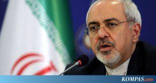 Menlu Iran Tolak Tawaran Bertemu dengan Trump Meski Diancam – Internasional Kompas.com