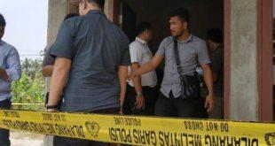 FAKTA TERBARU Pembunuhan Satu Keluarga di Banten: Pelaku Gunakan Topeng hingga Tak Ada Barang Hilang – Tribunnews