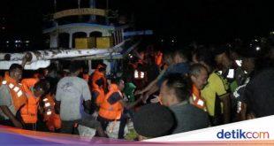 5 Penumpang KM Santika Nusantara yang Selamat Kembali Ditemukan – Detiknews