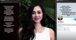 Disebut 'Dikaruniai Pabrik Susu', Aura Kasih Punya Alasan Tak Polisikan Kakek Kritikus Film – Tribun Bali