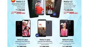 Update Terbaru Harga Smartphone Nokia – Tabloid Pulsa