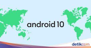 Google Dicurigai Bersiap Ganti Android – detikInet