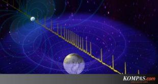 Bintang Neutron Terbesar Ditemukan, 2 Kali Lipat Ukuran Matahari – Kompas.com – Sains Kompas.com