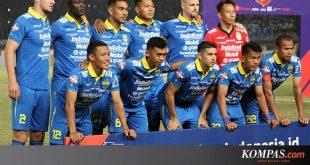 Prediksi Susunan Pemain Persib Bandung Vs Semen Padang – Kompas.com – KOMPAS.com