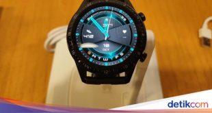 Aneka Fitur Baru dari Huawei Watch GT 2 – detikInet