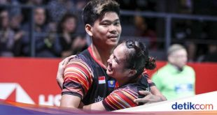 Juara Denmark Open 2019, SP 2 Praveen/Melati Dicabut? – detikSport