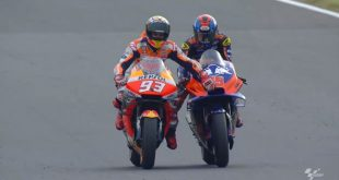 Bahan Bakar Motor Marquez Hampir Habis Sebelum Finis – runganSport