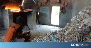 Media AS New York Times Soroti Pabrik Tahu di Indonesia yang Gunakan Plastik sebagai Bahan Bakar Halaman all – Kompas.com – Internasional Kompas.com