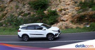 Toyota Prediksi SUV Bakal Geser MPV di Indonesia – Detikcom