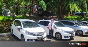 Adu Irit Lagi, Honda Mobilio Tembus Angka 28 Km per Liter – KOMPAS.com