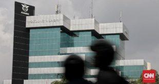 Taspen Pasrah Dilebur dengan Asabri oleh Erick Thohir Ekonomi • 1 jam yang lalu – CNN Indonesia