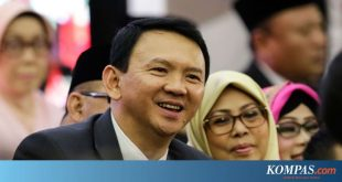 Survei Indo Barometer: Mayoritas Publik Nilai Ahok Paling Berhasil Tangani Banjir Jakarta – Kompas.com – KOMPAS.com