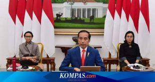 Menlu Retno: Presiden Sebut Ada 2 Perang, Melawan Covid-19 dan Pelemahan Ekonomi – Kompas.com – KOMPAS.com