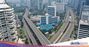 Besok, Pemerintah Bahas Opsi Karantina Jakarta Cegah Corona – detikNews