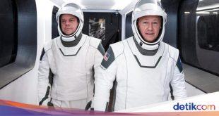 Astronaut NASA Selangkah Lagi Menuju Peluncuran Bersejarah – detikInet