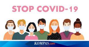 UPDATE 25 Mei: 5.642 Pasien Positif Covid-19 Sembuh, Tambah 240 – Kompas.com – KOMPAS.com