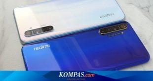 Daftar Harga Smartphone Realme Bulan Mei 2020 – Kompas.com – Tekno Kompas.com