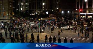 Pria 19 Tahun Tewas Ditembak dalam Demo Kematian George Floyd – Kompas.com – KOMPAS.com