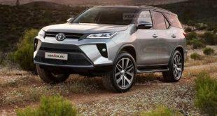 Toyota Fortuner Facelift Meluncur 4 Juni 2020? – Tempo