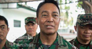 VIRAL Istri TNI Posting Rezim Jokowi Tumbang, Suaminya Anggota TNI AD Ditahan 14 Hari – Serambinews.com