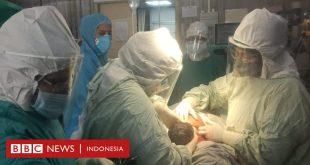 Covid-19: Rumah sakit di India membantu kelahiran 100 bayi sehat dari ibu-ibu yang terinfeksi virus corona – BBC News Indonesia