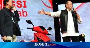 Saat Motor Listrik Jokowi Dilelang Virtual, Ditawar Rp 2,55 Miliar, Pemenang Mengaku Pengusaha dari Jambi – Kompas.com – KOMPAS.com
