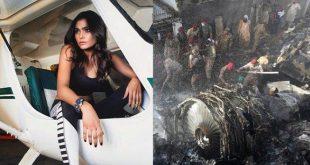 Video Detik-detik Pesawat di Pakistan Jatuh ke Pemukiman Warga, Sampai Figur Publik Jadi Korban – Tribun Newsmaker