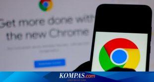 """Google Dituntut Rp 70 Triliun Gara-gara Mode """"Incognito"""" di Chrome – Kompas.com – Tekno Kompas.com"""