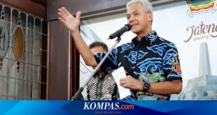 Survei: Elektabilitas Ganjar dan Ridwan Kamil Naik, Anies Turun – Kompas.com – Nasional Kompas.com