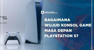 Video: Bagaimana Wujud Konsol Game Masa Depan PlayStation 5? – Katadata.co.id