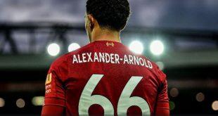 Selain Bawa Liverpool Juara Liga Inggris, Alexander-Arnold Juga Buat Rekor Fantastis – Bolasport.com