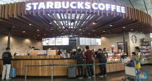 Heboh Kasus Intip Payudara di Starbucks, Saham MAPI Drop 1,3% – CNBC Indonesia