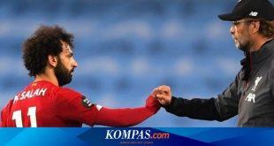 Liverpool Kalah dari Man City, 4 Calon Rekor The Reds Masih Aman.. – Kompas.com – KOMPAS.com