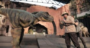 Berkat Google, Lihat Dinosaurus 3D Kini Bisa di HP Saja – Suara.com