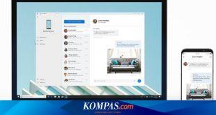 Aplikasi Android di Samsung Galaxy Bisa Dijalankan lewat PC, Begini Caranya – Kompas.com – Tekno Kompas.com