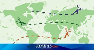 Selain Malaysia, Ini 4 Negara yang Larang WNI Masuk di Masa Pandemi Corona – Kompas.com – KOMPAS.com