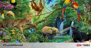 Ayo belajar biologi! 5 Sejarah Sains untuk Klasifikasi Organisme – polressidrap.com