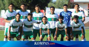 Susunan Pemain dan Link Live Streaming Timnas U19 Indonesia Vs Qatar – Kompas.com – KOMPAS.com