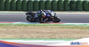 Hasil MotoGP Emilia Romagna 2020: Vinales Pemenangnya – detikSport