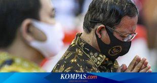 Mahfud MD Minta Polisi Pidanakan Konser Dangdut di Tegal – Kompas.com – Nasional Kompas.com